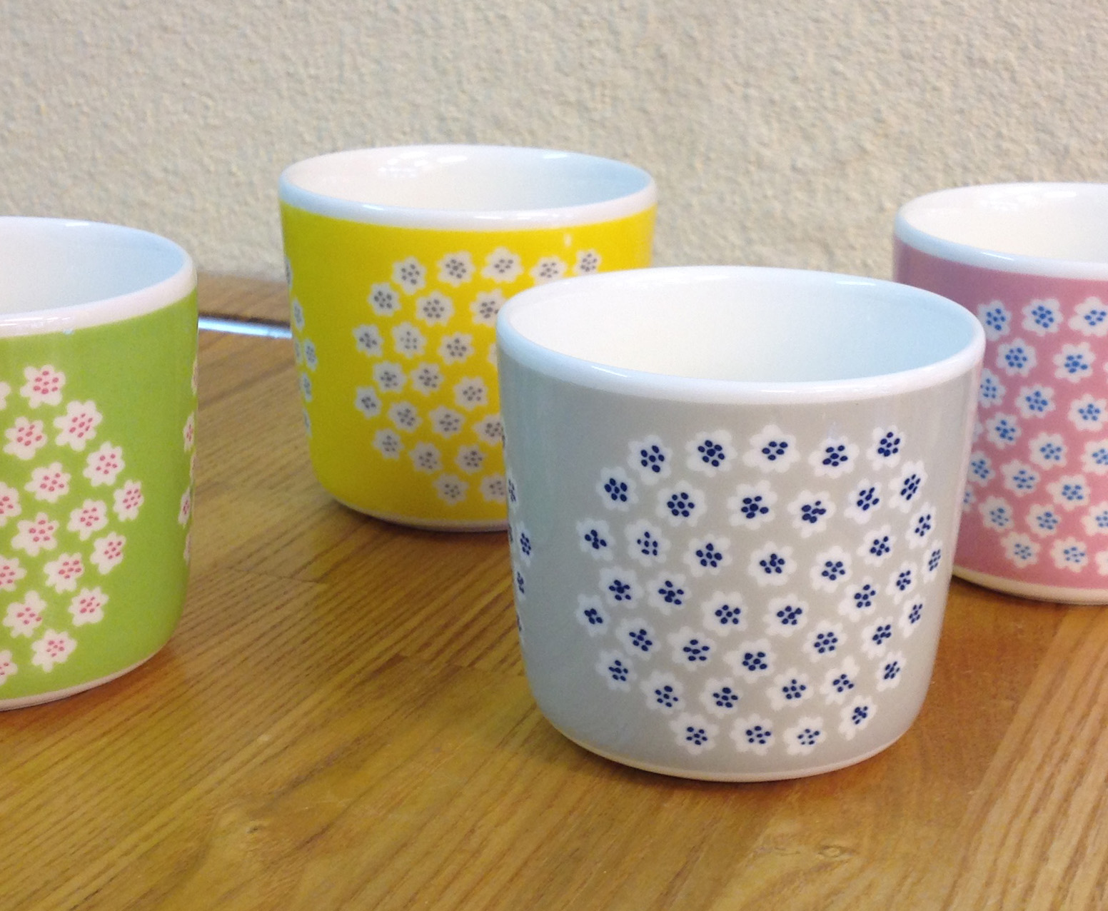 marimekko マリメッコ PUKETTI COFFEE CUP