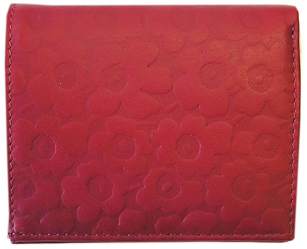 マリメッコ marimekko KATRI LEATHER WALLET