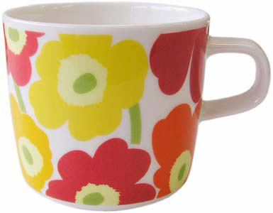 marimekko マリメッコ MINI UNIKKO COFFEE CUP 2DL